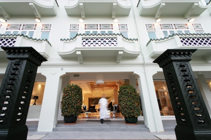 the eclectic new majestic hotel