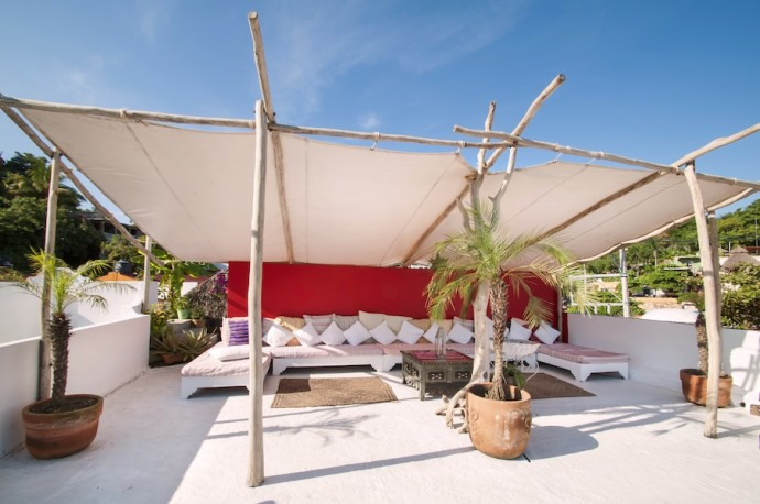 Set In The Centre Of Village Sayulita Mexico Just Few Blocks From Beach Pe Hotel Hafa Is A Boutique Surrounded By S